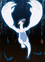 Wes's Lugia transformation complete by Zohaku