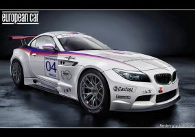 BMW Z4 ALMS by Gurnade