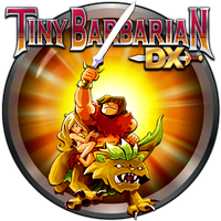 Tiny Barbarian DX by POOTERMAN