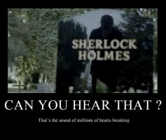 Sherlock -The Grave by nfj123