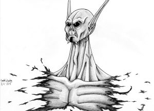 Abomin the abomination by MrARTism
