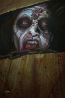 Evil Dead 30 Years by imaginante