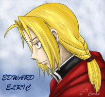 Edward Elric by Corad