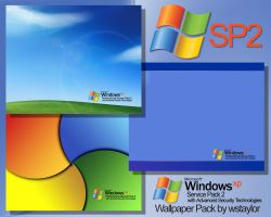 Windows XP SP2 by wstaylor