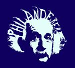 Albert Einstein Illusion by UntouchableDesign