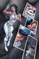 Phantom Girl by PORTELA