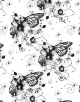 butterfly pattern by lucyinthesky16