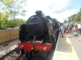 Stopped at East Grinstead by FFDP-Neko