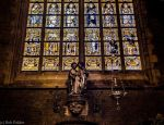 Ghent St. Baafs Cathedral window by robpolder