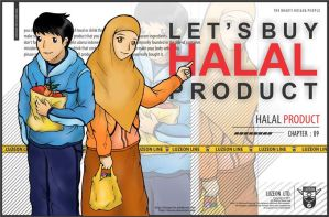 Halal Product by luzeon