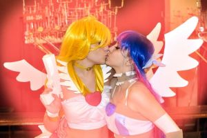 PSWG: Panty  and Stocking by Torchilina