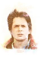 Marty Mcfly Colour by Steve-Nice