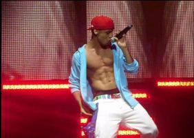 JLS Aston Looking Hot by englishxmuffin