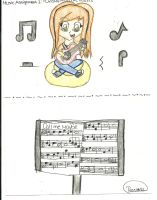 BA- Music Assignment 1 by preciousserenity657
