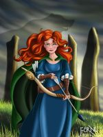 MERIDA by FERNL
