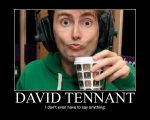 Doctor Who: How Awesome is David Tennent #1 :D by LittleSansa
