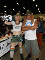 Tank Girl- Comikaze Expo 2013 by MidnightLiger0