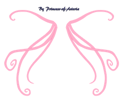 Dark Sirenix Wings or Tentacles by Princess-of-Asteria