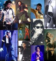 MJ Collage 3 by Princess-rachael