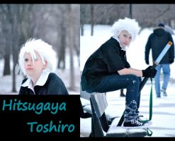 Winter - Hitsugaya Cosplay by Neokillerqc