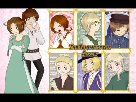 APH: The Taming of the Shrew by EranthyaeNoire
