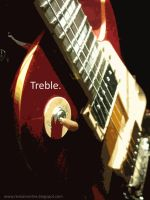 Treble Guitar by reening
