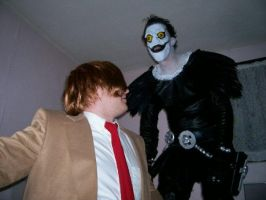 ryuk 2 by blueeyedfreak