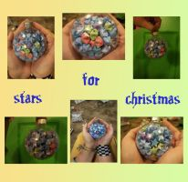 Stars Ornament by Orenji-Draa