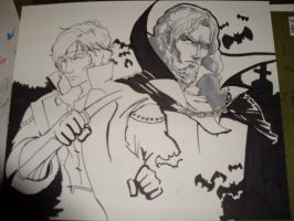 CV richter and dracula by drios
