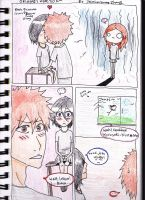Orihime's Reaction by XJasmin3x