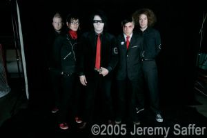 My Chemical Romance - out take by JeremySaffer