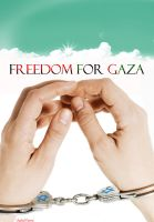 Freedom For Gaza by KhaledFanni