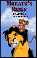 Chapter 2: First Meetings by albinoraven666fanart