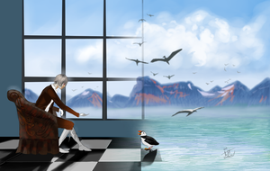 APH: Iceland by TotoroTheFox