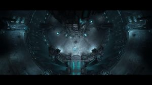 Halo Wars: Relic Room by Pynion