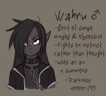 Wahru redesign by ClefdeSoll