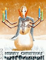 General Grievous Animated Card by David-c2011