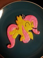 Party Time Fluttershy! by MrsCupCakeCookies