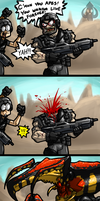 ZOMG STARSHIP TROOPERS by DaKraken