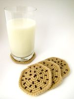 Cookie Coasters by button-tree
