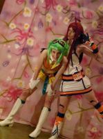 Gumi and Miki 1 by simakai
