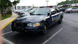 Derry Township Police Dept. Ford Crown Victoria by canona2200