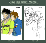 MEME- Draw This Again by HIGH-OVERSEER