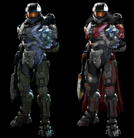 Master Chief Guardian 2 by 2900d4u