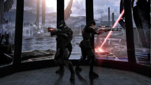 Mass Effect: Holdout (Clear Skies) by Verulo
