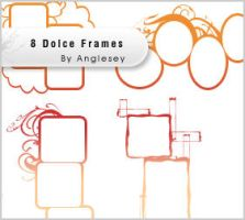 Dolce Frames Brushes by anglesey
