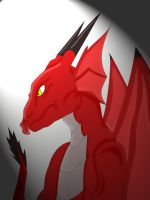 The dragon within me by DSAPROX
