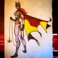 Batgirl Young Justice by ChadTKemp