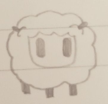 Sheep by Rosie94427