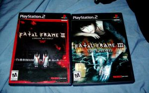 FATAL FRAME by snickydoodle